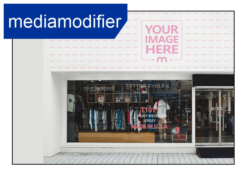 Mediamodifier is a generatror for T-shirts only. It is a web-based mock-up generator