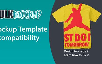 Fix Mockup Template Incompatibility