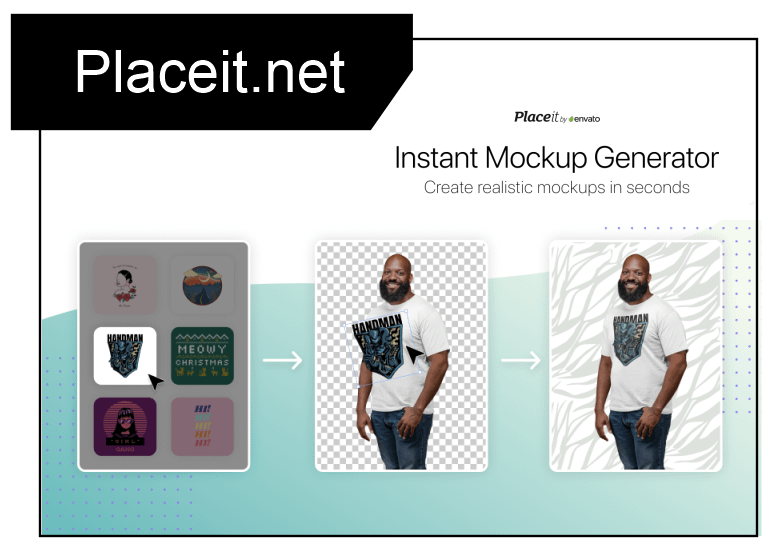 Placeit.net an instant mock-up generator